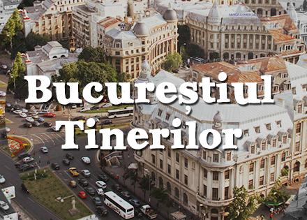 Cum poți să iei parte la fenomenul Bucureștiul Tinerilor?